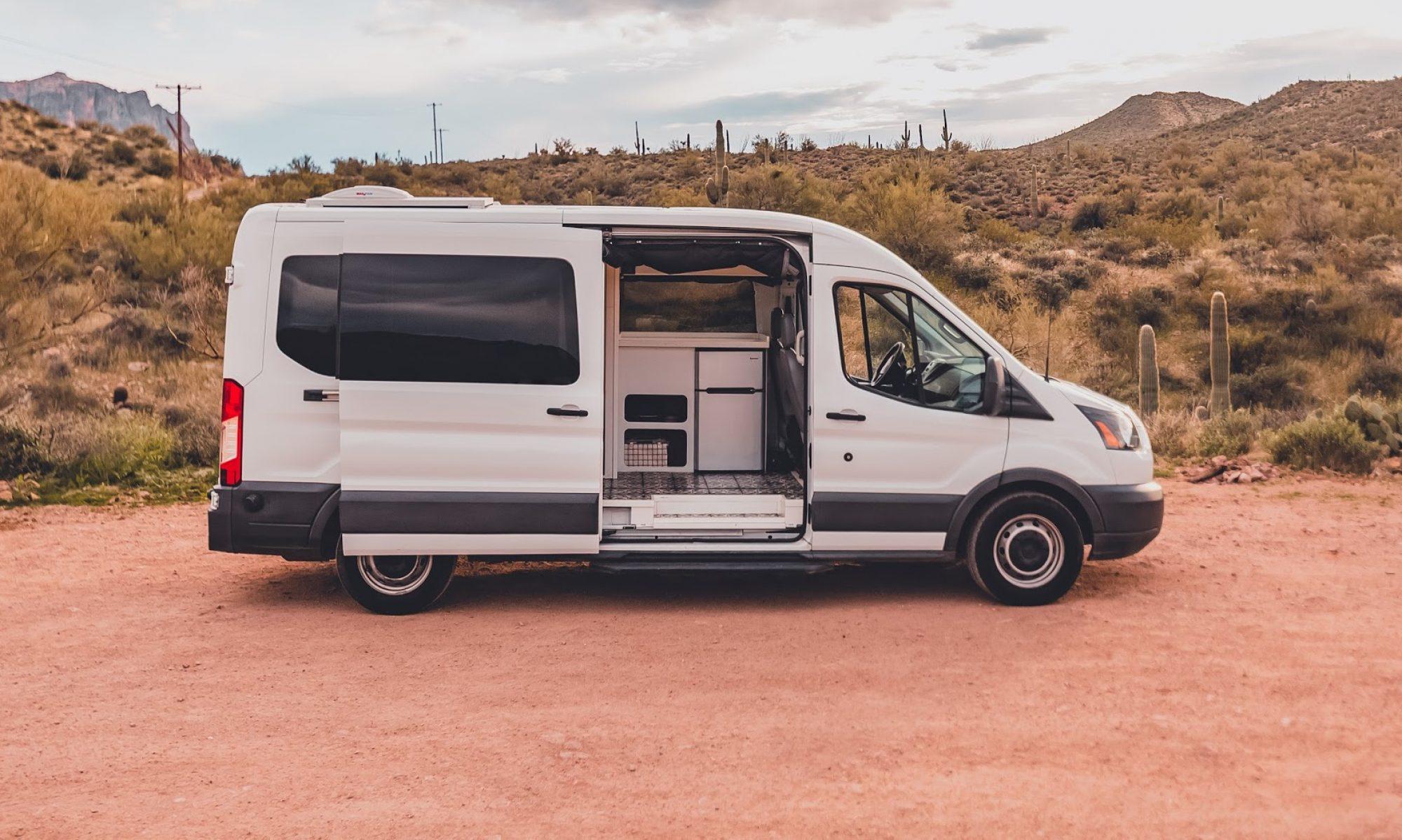 Arizona Camper Van | RV Rental